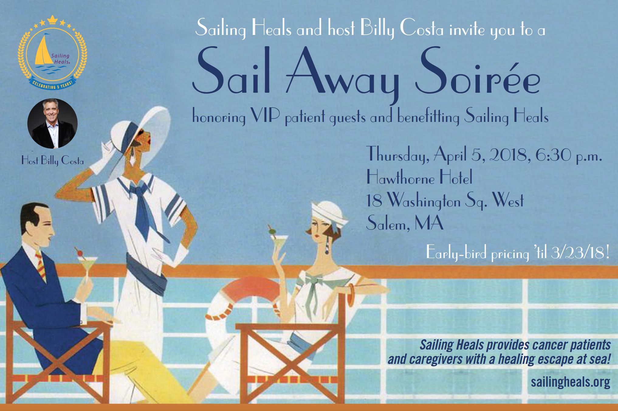 Sail Away Soirée