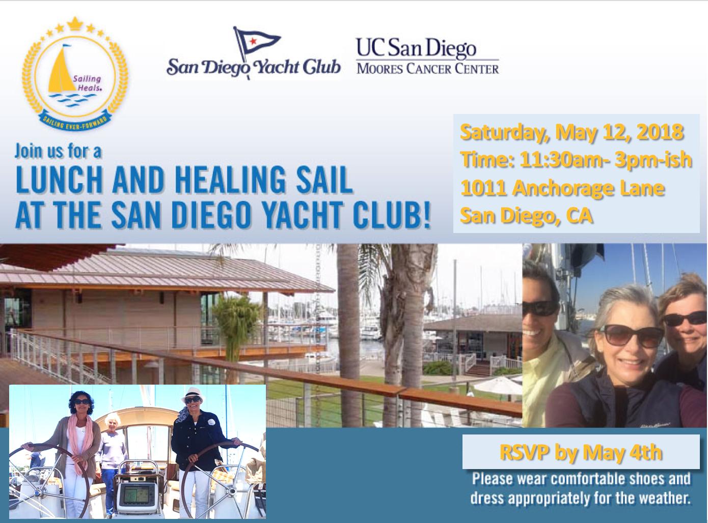 5/12/18 San Diego Yacht Club