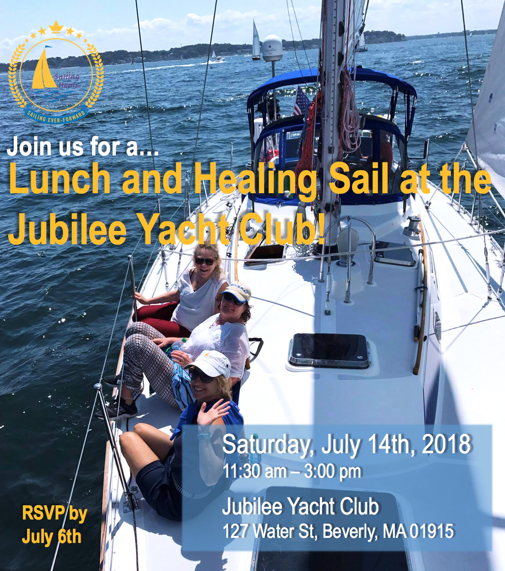 7/14/18 Beverly lunch and healing sail