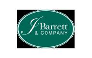 J Barrett & Company logo