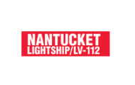 Nantucket Lightship/LV-112 Logo