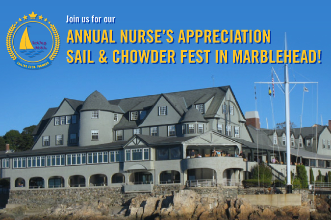 09/7/17 – Annual Nurse's Appreciation Sail & Cocktail Party!