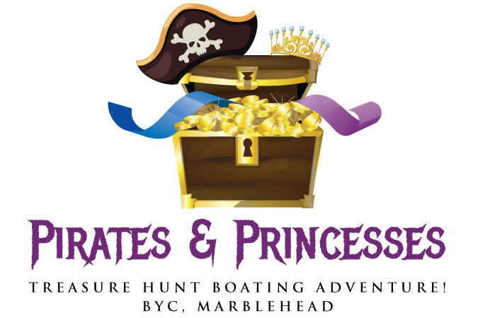 06/23/17 – Pirates and Princesses Treasure Hunt Boating Adventure!