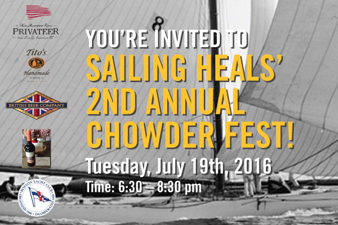 07/19/16 – 2nd Annual Chowder Fest!