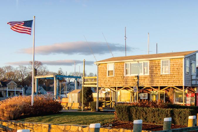Barden's Boat Yard