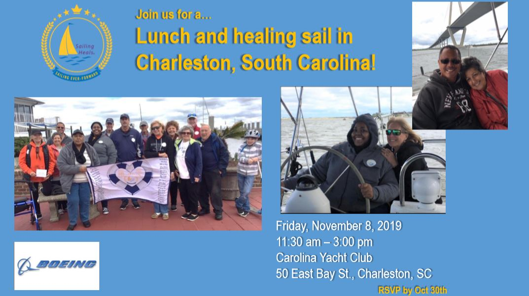 11.8.2019 Charleston, Carolina Yacht Club