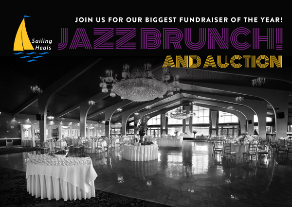 Join us for our biggest fundraiser of the year! JAZZ BRUNCH!