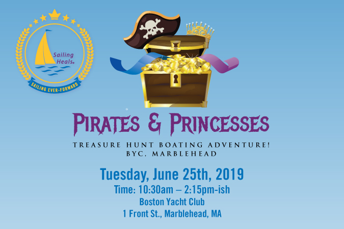 2019 Pirates and Princesses Sail