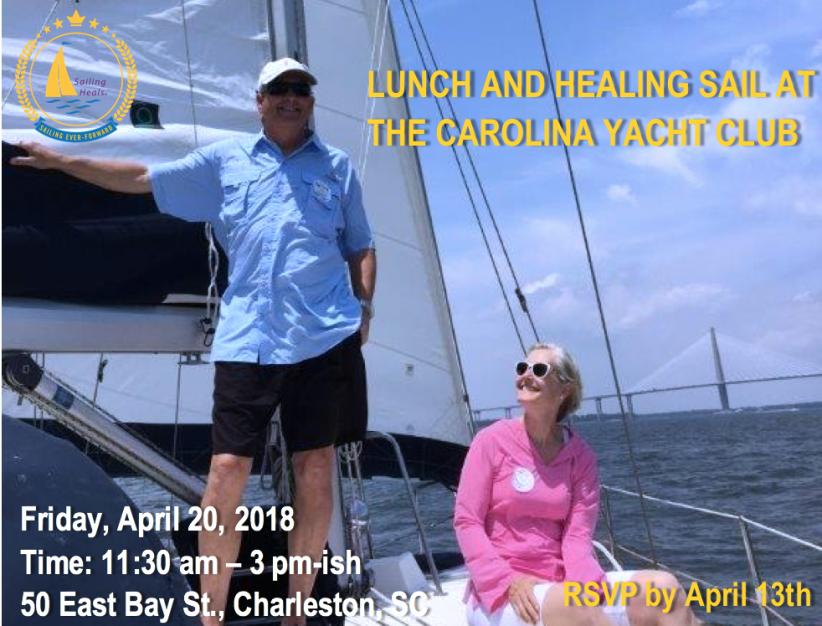 4/20/18 – Charleston, SC Sail