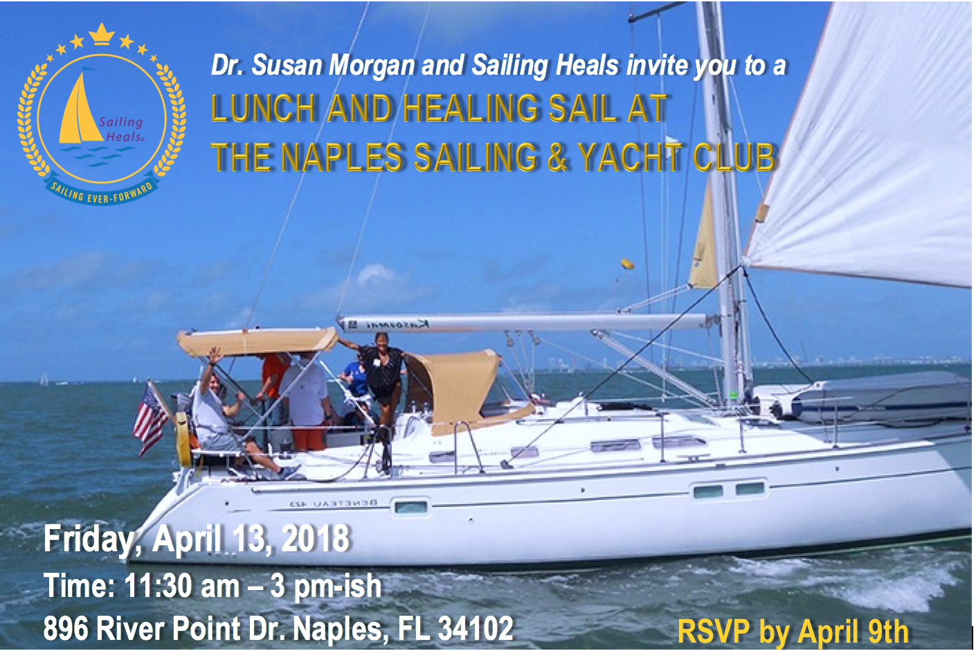 4/13/18 Naples Sailing and Yacht Club