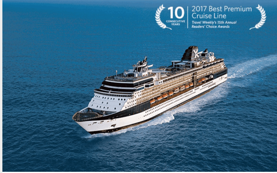 10/9/18 Celebrity Summit Tour and Luncheon