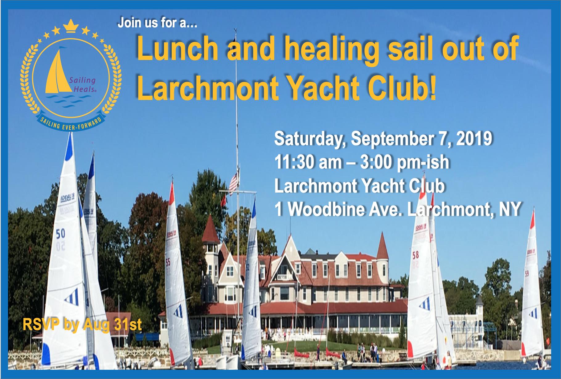 9.7.19 Larchmont Healing Sail