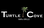 Turtle Cove Bar & Grille logo
