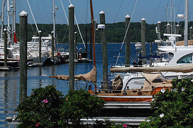 07/28/2017 – Healing Sail out of New England Boatworks