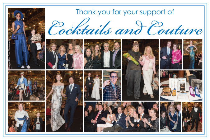 Thank you for supporting Sailing Heals Cocktails & Couture
