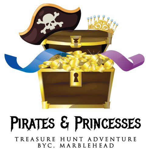 Pirates & Princesses Treasure Hunt Boating Adventure!