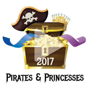 2017 Pirates and Princesses Video