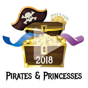 2018 Pirates and Princesses Video